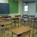 教室席替え